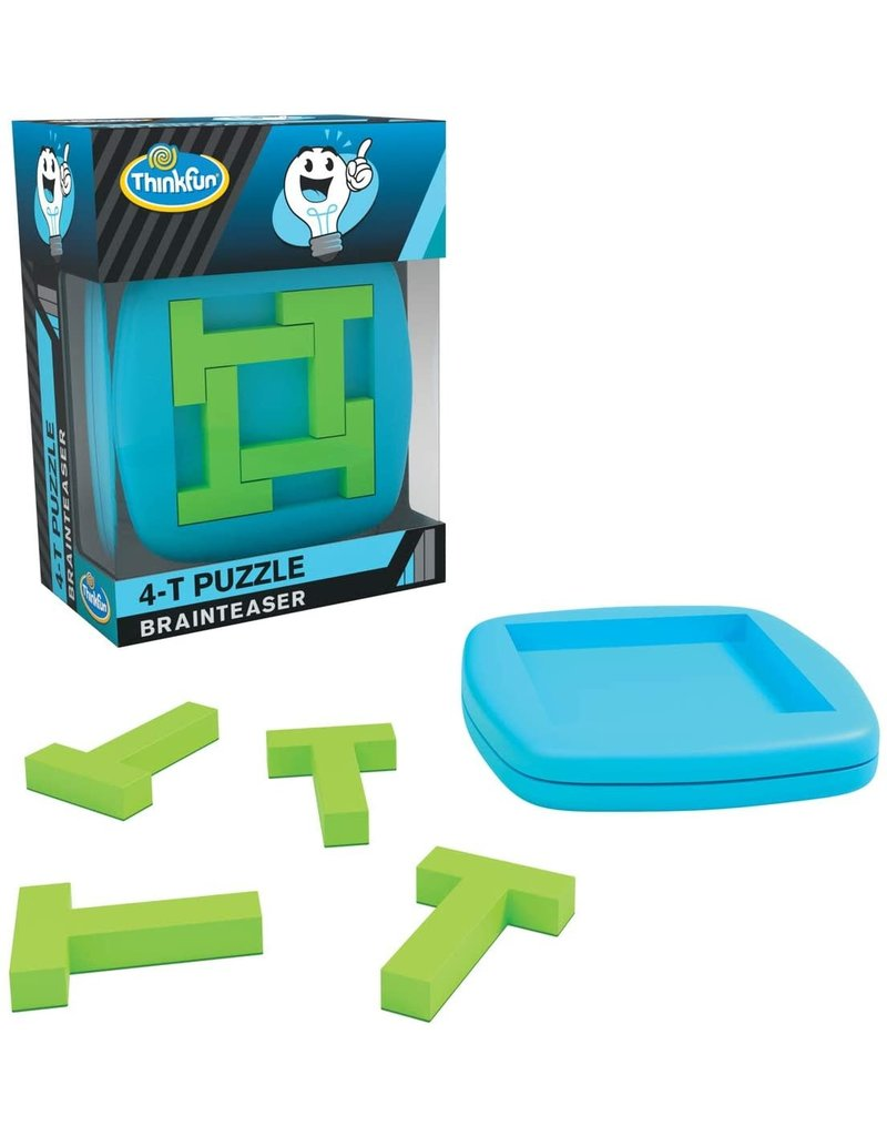 Thinkfun 4-T Puzzle