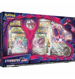 Pokemon USA Pokemon TCG Eternatus VMAX Premium Collection