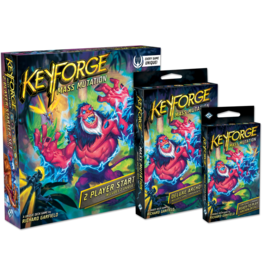 Fantasy Flight Games KeyForge Mass Mutation Archon Deck Display