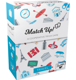 Asmodee Studios Match Up! Travel