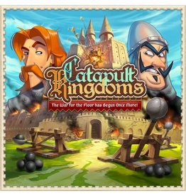 Vesuvius Media Ltd Catapult Kingdoms Deluxe KS