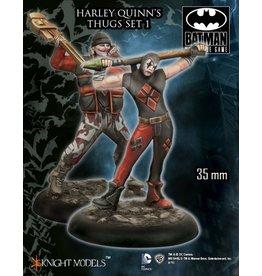 Knight Models Harley Quinn's Thugs Set KM BATMAN (35mm)