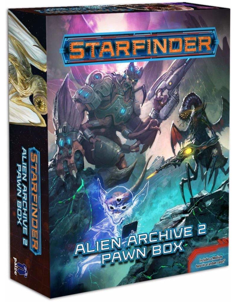 Paizo Alien Archives 2 Pawn Box Starfinder RPG