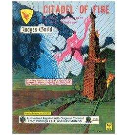 GoodMan Games 1E: Judges Guild:Citadel of Fire Classic