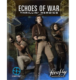 Margaret Weis Productions, LTD Firefly Echoes of War