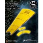 Knight Models Batman Miniature Game Template KM BATMAN Accessories (35mm)