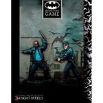 Knight Models Gotham Police Set I KM BATMAN (35mm)