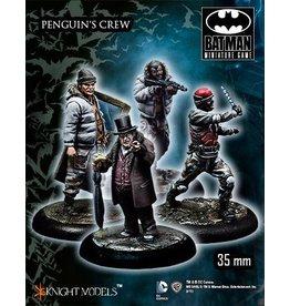Knight Models KM BATMAN (35mm) Penquin Crew