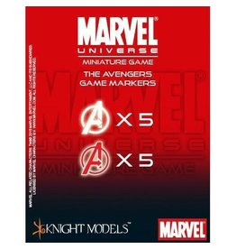 Knight Models KM MARVEL Accessories (35mm) Avengers Markers