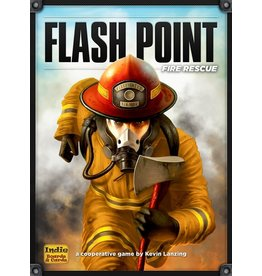 Indie Boards & Cards Flash Point: Fire Rescue 2nd Edition