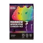 TeeTurtle Unstable Unicorns Rainbow Apocalypse