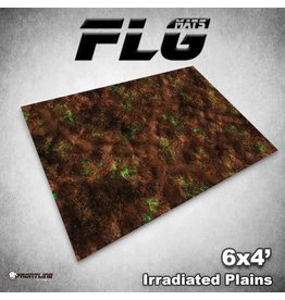 Frontline Gaming FLG Irradiated Plains 6x4'