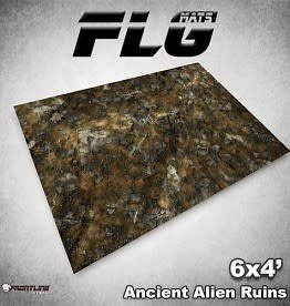 Frontline Gaming FLG Ancient Alien Ruins 6x4' Mat