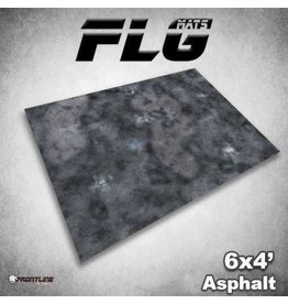 Frontline Gaming FLG Asphalt 6x4' Mat