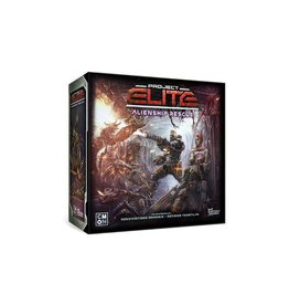 CMON Project Elite Alienship Rescue + Extras KS