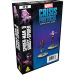 Atomic Mass Games MCP Spider-Man & Ghost Spider Character Pack