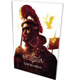 Ares Games SRL Lex Arcana RPG Core Rulebook