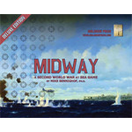 Avalanche Press Second World War at Sea Midway Deluxe
