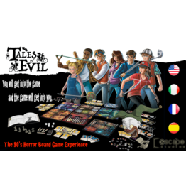 Ares Games SRL Tales of Evil