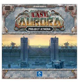 Ares Games SRL Last Aurora Project Athena