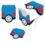 Ultra Pro Pokemon Great Ball Full View Deck Box