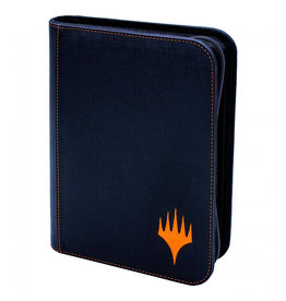 Ultra Pro PRO Binder Zippered 4-Pocket MTG Mythic