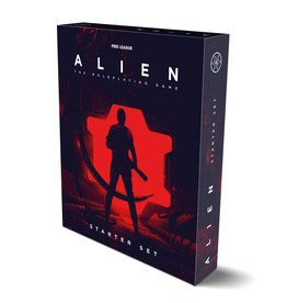 Free League Publishing Alien RPG Starter Set