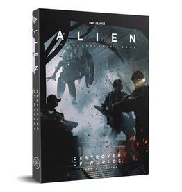 Free League Publishing Alien RPG Destroyer of Worlds