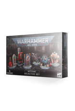 Games Workshop 40K Battlezone Manufactorum Objectives