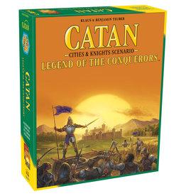 Catan Studios Catan Legend of Conquerors