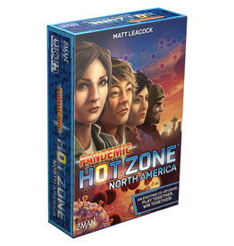 ZMan Games Pandemic Hot Zone
