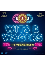 North Star Games Wits & Wagers It's Vegas Baby