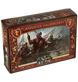 CMON SIF Lannister Halberdiers