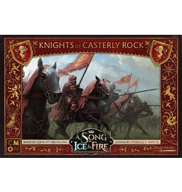 CMON SIF Lannister Knights of Casterly Rock