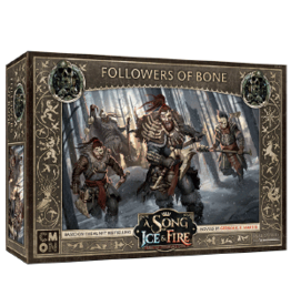 CMON SIF Free Folk Followers of Bone Unit