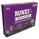 TeeTurtle Runes & Regulations Nefarious Neighbors Expansion
