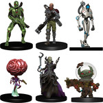 WIZKIDS/NECA Starfinder Battles Starter Pack Monster Pack