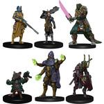 WIZKIDS/NECA Starfinder Battles Starter Pack Heroes Pack
