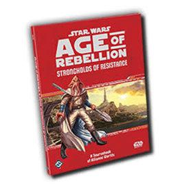 Fantasy Flight Games SW AoR RPG Strongholds of Resistance