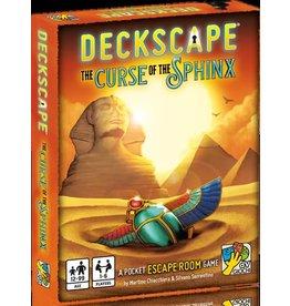DV GIOCHI Deckscape: The Curse of the Sphinx