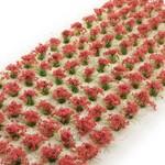 Huge Miniatures Red Flowers