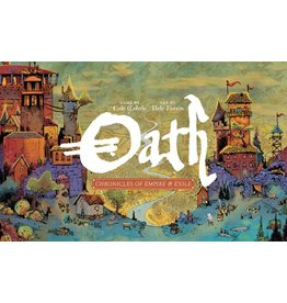 Leder Games Oath Chronicles of Empire & Exile