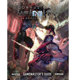 Modiphius Infinity RPG Gamemasters Guide