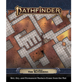 Paizo Pathfinder RPG Flip-Mat The Slithering