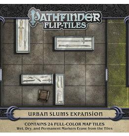 Paizo Pathfinder RPG Flip-Tiles Urban Slums Expansion