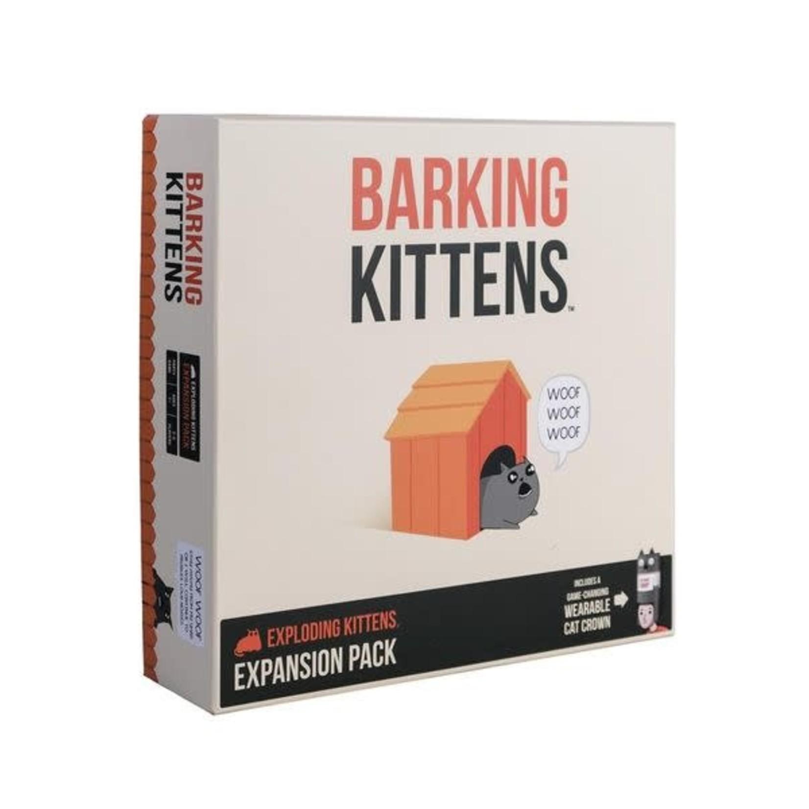 Exploding Kittens LLC Barking Kittens