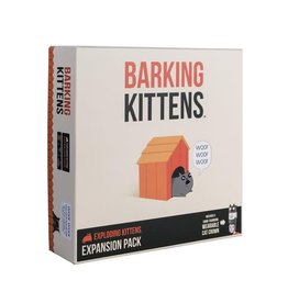 Exploding Kittens LLC Barking Kittens