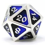Die Hard Dice Dire d20 - Dark Arts Riptide 25mm