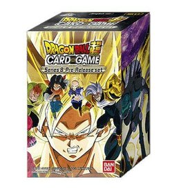 IDW Dragon Ball Super: Series 8 Malicious Machinations Pre-Release Set