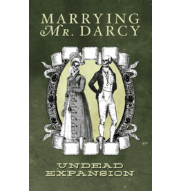 Erika Svanoe Games Marrying Mr. Darcy: Undead Expansion
